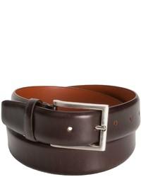 Tardini Smooth Leather Belt