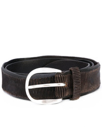 Orciani Textured Belt