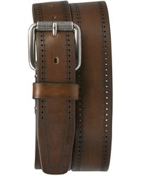 Trask Vaughn Leather Belt