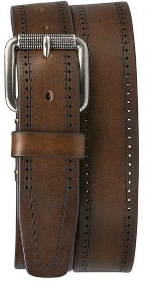 Trask Vaughn Leather Belt