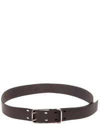 Werkstatt:Munchen Werkstattmnchen Silver Buckle Belt