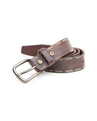 Will Leather Goods Reid Belt Brown 34