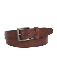 Will Leathergoods Willard Leather Belt Brown