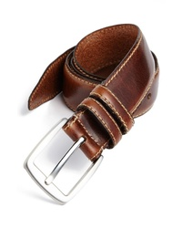 Allen Edmonds Yukon Leather Belt