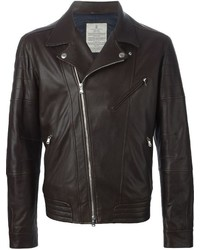 Brunello Cucinelli Biker Jacket