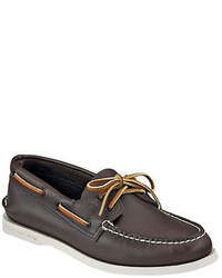 Sperry A O 2 Eye Leather Boat Shoe Smart Value