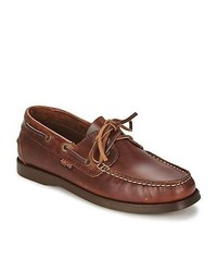 Arcus Bermudes Brown Boat Shoes
