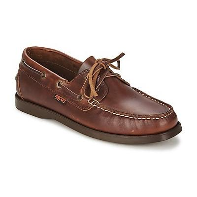Arcus Bermudes Brown Boat Shoes | Where to buy & how to wear