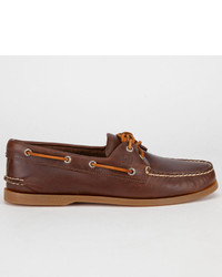 Sperry Authentic Original Cylcone Leather Boat Shoes