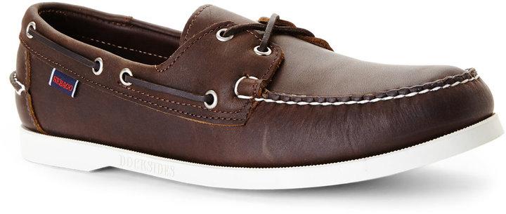 Sebago DOCKSIDES - Boat shoes - brown jkPPnRW
