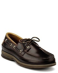 Sperry Gold Boat Shoes
