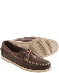 Sebago Horween Docksides Shoes Leather