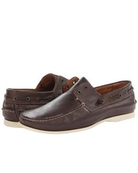 John Varvatos Schooner Boat Flat Shoes