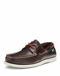 Eastland Kittery 1955 Leather Boat Shoe Dark Brown