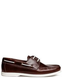 H&M Leather Deck Shoes