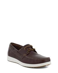 Ecco Lite Boat Shoe