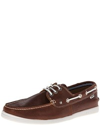 Nautica Hyannis Leather Boat Shoe