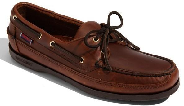 b78dc3b0af ... Sebago Schooner Boat Shoe ...