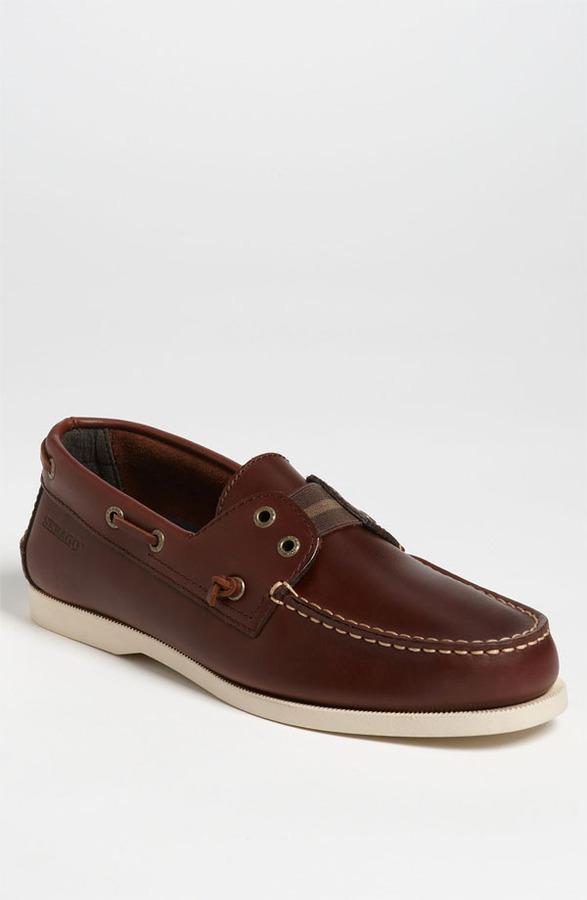 Men S Wharf Boat Shoe
