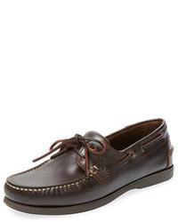 Tie Boat Shoe