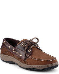 Sperry Top Sider Billfish Ultralite 3 Eye Leather Boat Shoes