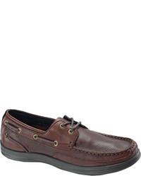 Aetrex Trex Justin Boat Shoe