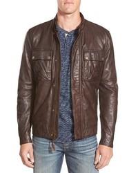 Lucky Brand Ace Leather Jacket