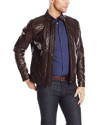 Diesel L Neilor Leather Jackets