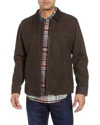 Tommy Bahama Elliott Bay Leather Jacket