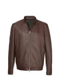 D'urban Flight Leather Jacket