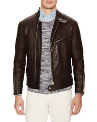 Gant Quilted Elbow Biker Jacket