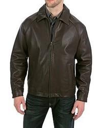 GoldenBear Golden Bear The Richmond Jacket Shrunken Lambskin Leather