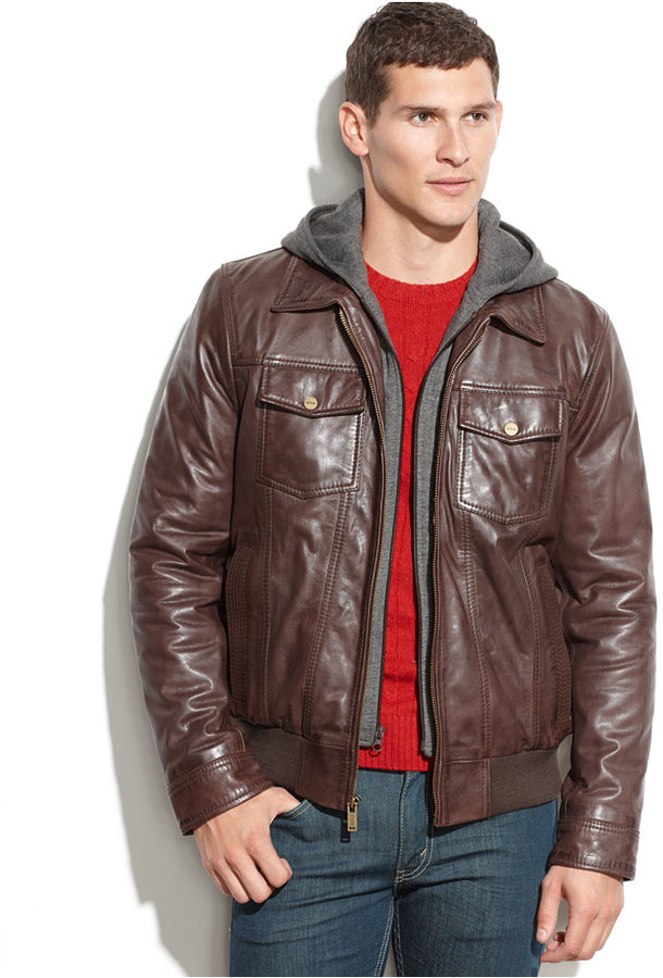 Where to buy leather jacket