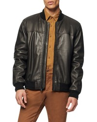 Marc New York Summit Leather Jacket