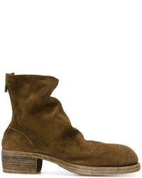 Guidi Ankle Length Boots