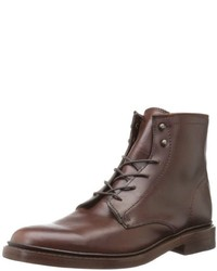 Frye James Lace Up Full Grain Boot
