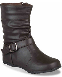 Journee Collection Katie Toddler Youth Boot Girls