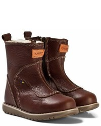 Kavat Dark Brown Eco Performance Norberg Boots