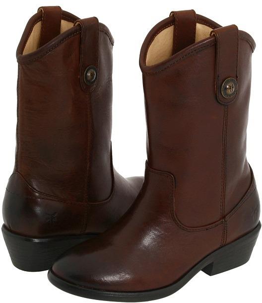 Frye Kids Melissa Button Girls Shoes