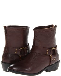 Frye Kids Phillip Harness Short Boot