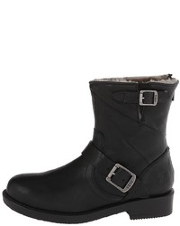 Frye Kids Valerie 6 Shearling Girls Shoes