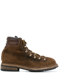 Guidi Lace Up Mountain Boots