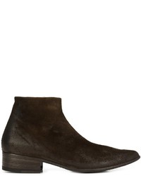 Marsèll Pointed Toe Boots