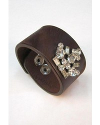 Made In The Deep South Vintage Crown Cuff