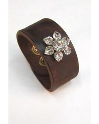 Made In The Deep South Vintage Flower Cuff