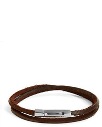 Zack Urban Leather Bracelet