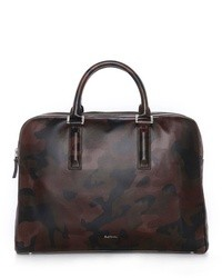 Paul Smith Camo Slim Folio Briefcase