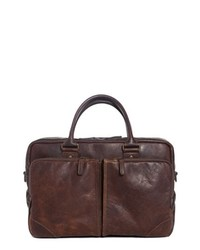 Moore & Giles Haythe Leather Briefcase