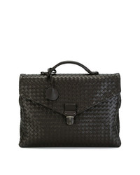 Bottega Veneta Small Interlaced Briefcase