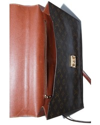 WGACA Vintage Vintage Louis Vuitton Monogram Briefcase